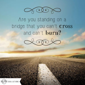 Are You Standing on a Bridge