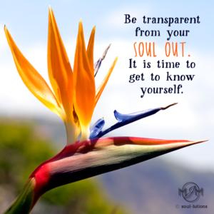 BeTransparent