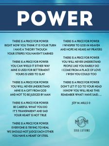 Poem Power