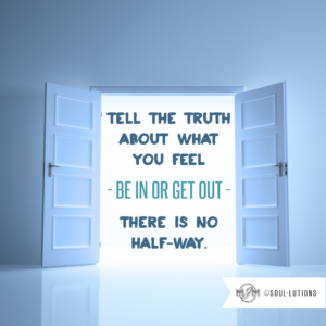 Tell The Truth About